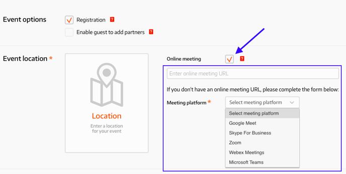 Meeting Platforms